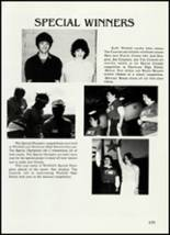 1986 Winfield High School Yearbook Page 162 & 163