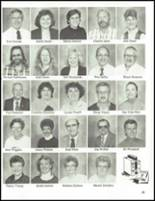 1992 Lafollette High School Yearbook Page 34 & 35