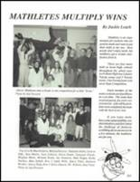 1992 Lafollette High School Yearbook Page 114 & 115
