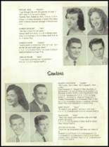 1958 Sand Creek High School Yearbook Page 18 & 19