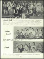 1958 Sand Creek High School Yearbook Page 32 & 33