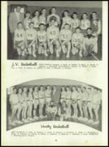 1958 Sand Creek High School Yearbook Page 42 & 43