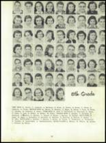 1958 Sand Creek High School Yearbook Page 44 & 45