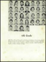 1958 Sand Creek High School Yearbook Page 48 & 49