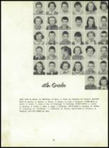 1958 Sand Creek High School Yearbook Page 50 & 51