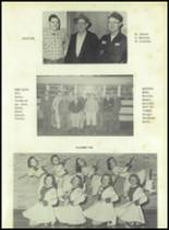 1958 Sand Creek High School Yearbook Page 58 & 59