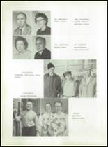 1965 Churchs Ferry High School Yearbook Page 10 & 11