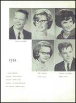 1965 Churchs Ferry High School Yearbook Page 12 & 13
