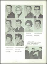 1965 Churchs Ferry High School Yearbook Page 14 & 15