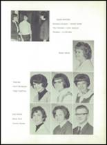 1965 Churchs Ferry High School Yearbook Page 16 & 17
