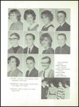 1965 Churchs Ferry High School Yearbook Page 18 & 19