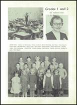 1965 Churchs Ferry High School Yearbook Page 20 & 21