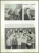 1965 Churchs Ferry High School Yearbook Page 24 & 25