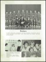 1965 Churchs Ferry High School Yearbook Page 26 & 27