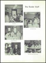 1965 Churchs Ferry High School Yearbook Page 28 & 29