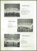 1965 Churchs Ferry High School Yearbook Page 30 & 31