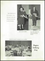 1965 Churchs Ferry High School Yearbook Page 32 & 33