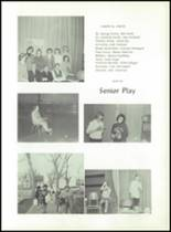 1965 Churchs Ferry High School Yearbook Page 34 & 35