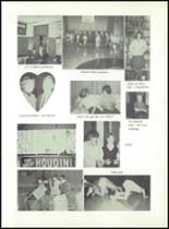 1965 Churchs Ferry High School Yearbook Page 40 & 41