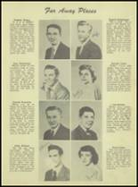 1950 Waterloo High School Yearbook Page 18 & 19
