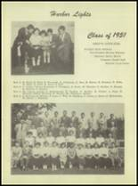 1950 Waterloo High School Yearbook Page 24 & 25
