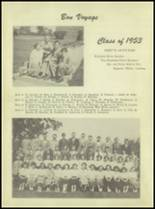 1950 Waterloo High School Yearbook Page 26 & 27