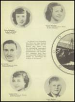 1950 Waterloo High School Yearbook Page 28 & 29