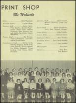 1950 Waterloo High School Yearbook Page 32 & 33