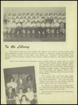 1950 Waterloo High School Yearbook Page 36 & 37