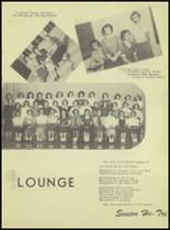 1950 Waterloo High School Yearbook Page 38 & 39