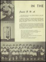1950 Waterloo High School Yearbook Page 40 & 41