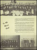1950 Waterloo High School Yearbook Page 44 & 45