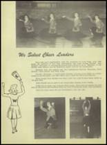 1950 Waterloo High School Yearbook Page 48 & 49
