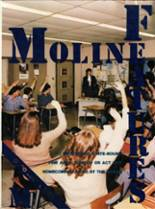 1981 Yearbook Moline High School