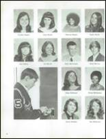 1973 Spring Valley High School Yearbook Page 68 & 69