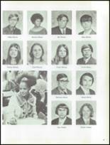 1973 Spring Valley High School Yearbook Page 70 & 71