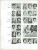 1973 Spring Valley High School Yearbook Page 100 & 101