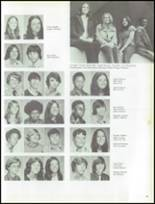 1973 Spring Valley High School Yearbook Page 102 & 103