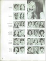 1973 Spring Valley High School Yearbook Page 108 & 109