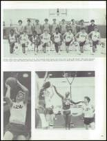 1973 Spring Valley High School Yearbook Page 158 & 159
