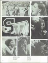 1973 Spring Valley High School Yearbook Page 180 & 181