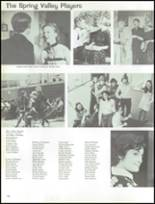 1973 Spring Valley High School Yearbook Page 190 & 191