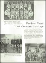 1967 Bowler High School Yearbook Page 16 & 17