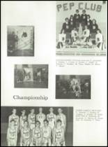 1967 Bowler High School Yearbook Page 18 & 19