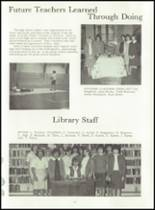 1967 Bowler High School Yearbook Page 20 & 21