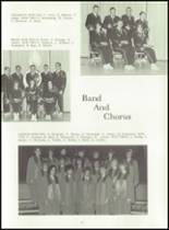 1967 Bowler High School Yearbook Page 22 & 23