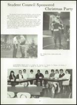 1967 Bowler High School Yearbook Page 24 & 25
