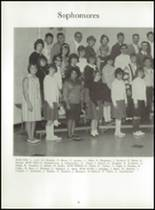 1967 Bowler High School Yearbook Page 32 & 33