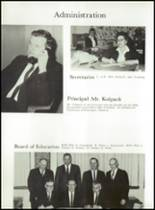 1967 Bowler High School Yearbook Page 44 & 45