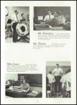 1967 Bowler High School Yearbook Page 46 & 47